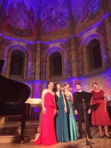 Récital Jeunes talents Festival de l'abbaye de Sylvanès